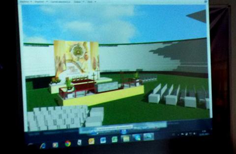 Altar-para-celebracion-de-Corpus-Christi-tendra-motivo-del-Papa