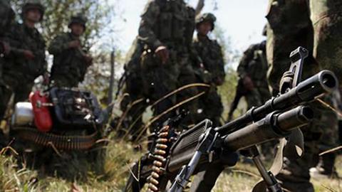 FARC suspende alto al fuego por muerte de 26 guerrilleros