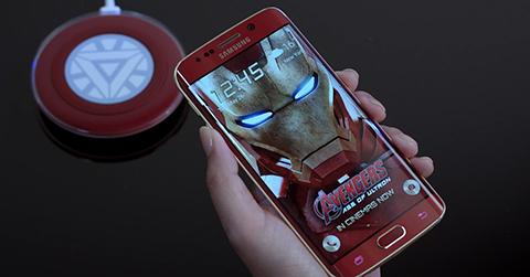 Lanzan-Galaxy-S6-Edge,-el-smartphone-inspirado-en-Iron-Man