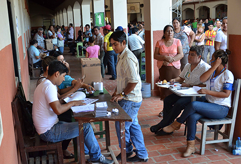 Gobierno-y-TSE-coinciden-que-la-jornada-electoral-es-tranquila-en-Beni-y-Tarija-