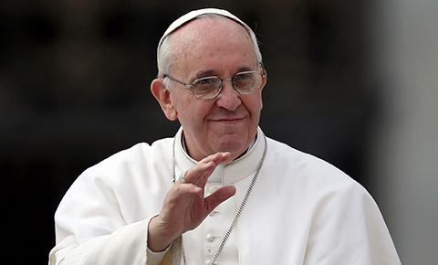 El-Papa-sera-nombrado--Hijo-Ilustre--en-su-llegada-a-la-ciudad