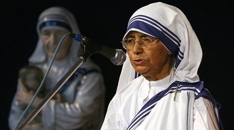 Muere-la-hermana-Nirmala,-sucesora-de-la-Madre-Teresa-de-Calcuta