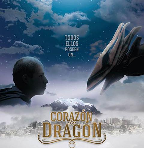 Agazzi-estrena-largometraje---Corazon-de-Dragon--