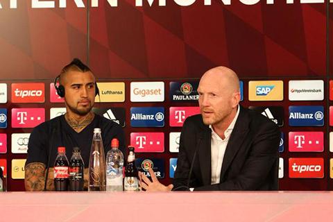 El-chileno-Arturo-Vidal-fue-presentado-como-nuevo-jugador-del-Bayern