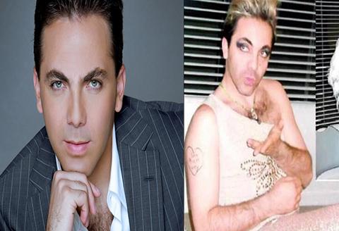 Filtran-fotos-de-Cristian-Castro-vestido-de-mujer