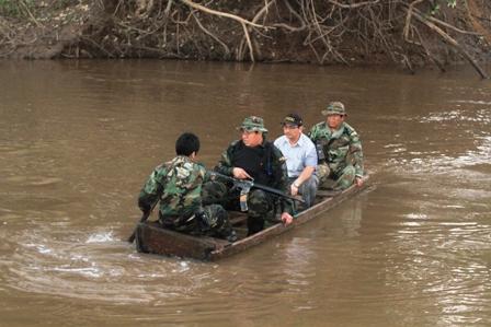 Policia-es-encontrado-sin-vida-a-orillas-de-un-rio