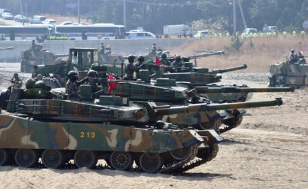 Corea-del-Norte-en-pie-de-guerra-con-vecino-del-sur
