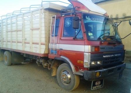 Decomisa-dos-camiones-de-contrabando-en-Villazon-