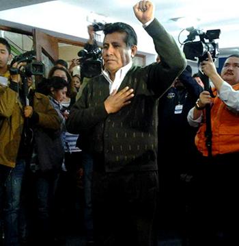Posesionan-al-nuevo-director-del-Fondo-Indigena-