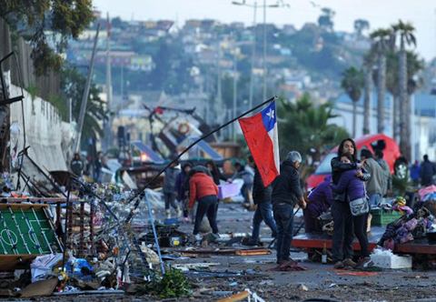 Bolivia-expresa-solidaridad-con-Chile-por-victimas-del-terremoto-