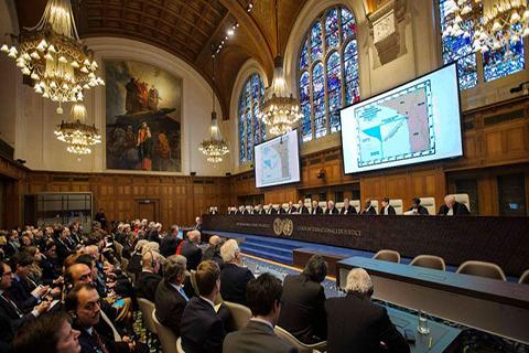 Inicia-sesion-de-la-Corte-Internacional-de-Justicia-de-La-Haya-