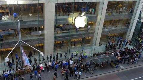 Largas-filas-para-adquirir-el-nuevo-iPhone-6S