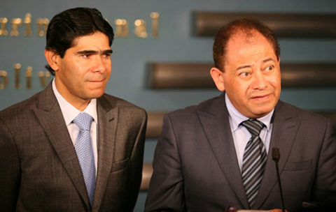 Romero-confirma-renuncia-de-dos-viceministros