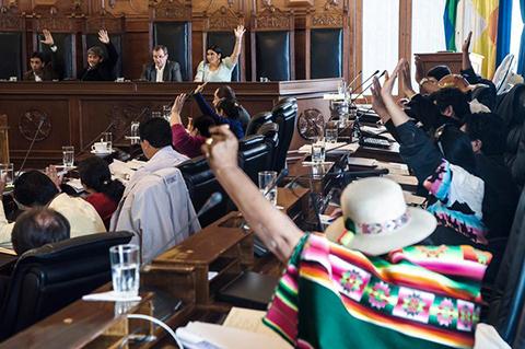 Alcaldias-y-gobernaciones-obligados-por-ley-a-alinearse-al-plan-de-Desarrollo-del-Gobierno-del-MAS