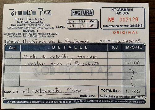 Quintana-desmiente-que-Evo-hubiera-pagado-1.400-bolivianos-por-un-corte-de-pelo