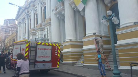 Reportan-incendio-en-el-comedor-de-la-Asamblea-Legislativa-