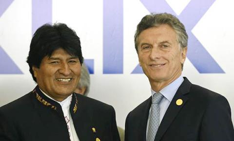Morales-a-Macri:--Nunca-hemos-pensado-cortar-la-venta-de-gas-