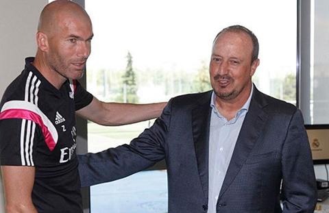Zidane-sustituira-a-Benitez-en-el-Real-Madrid-
