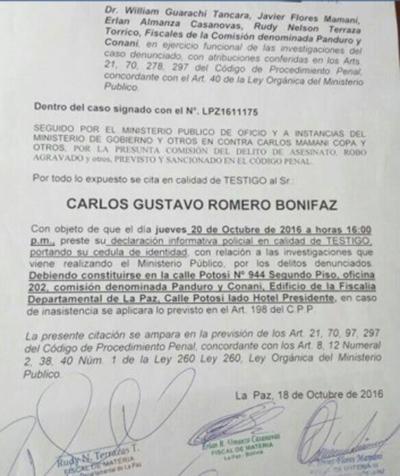 Fiscalia-cita-al-ministro-Romero-a-declarar-por-el-caso-Illanes