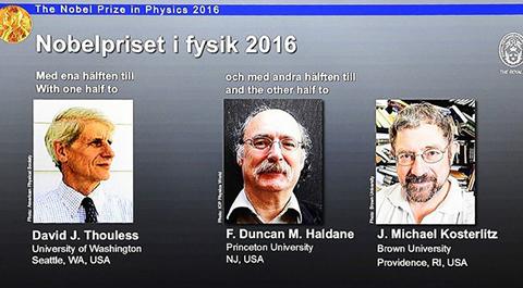 Tres-britanicos-reciben-Premio-Nobel-de-Fisica-por-investigaciones-sobre-materia--exotica-