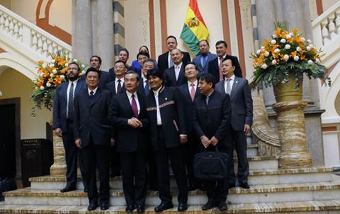 China-garantiza-$us-4.858-millones-para-mas-de-15-proyectos-y-condona-deuda-por-$us-815.000-a-Bolivia
