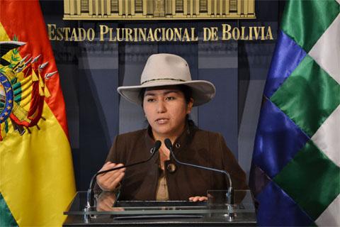 Ministra-Paco-continuara-internada,-segun-informe-medico-