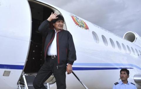 Morales-viajara-manana-a-Cuba-para-homenaje-a-Castro
