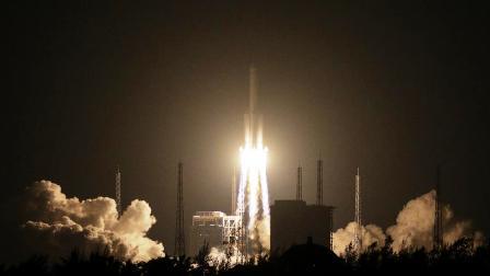 China-lanza-potente-cohete-espacial