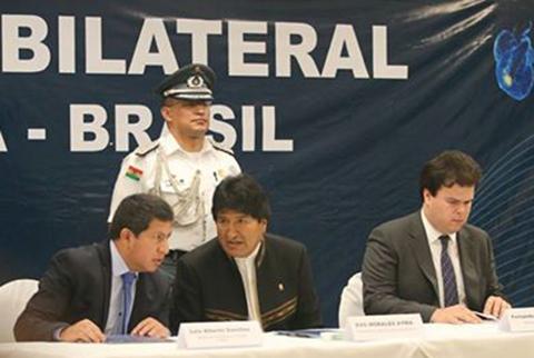 Bolivia-y-Brasil-suscriben-cuatro-acuerdos-de-integracion-energetica