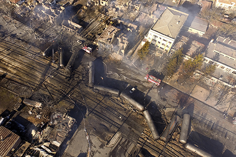 Al-menos-siete-muertos-en-explosion-de-un-tren-de-carga-en-Bulgaria