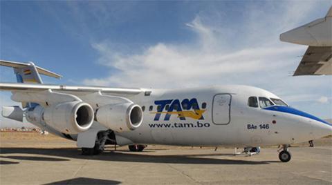 TAM-se-convertira-en-empresa-publica-comercial-de-aeronavegacion-y-competira-con-BOA