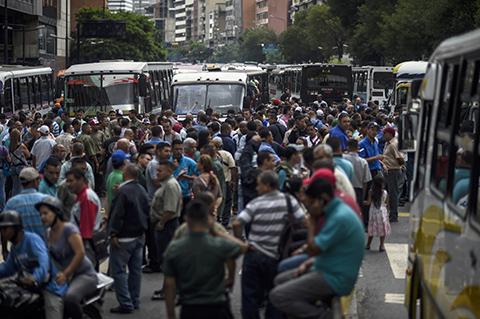 Venezuela-triplica-el-precio-de-la-harina-de-maiz,-usada-para-las-arepas