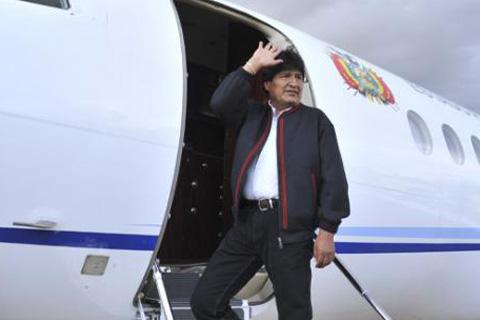 Morales-anuncia-viajes-a-Paraguay-y-Nicaragua-los-primeros-dias-de-2017