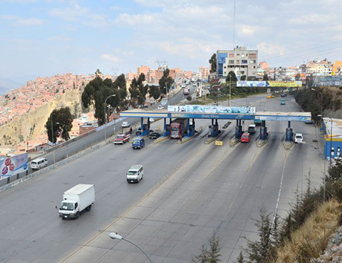 ABC-habilitara-la-Autopista-La-Paz---El-Alto-para-el-paso-del-Dakar-2017