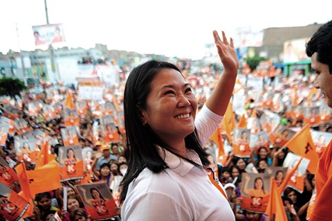 Keiko-Fujimori,-favorita-en-la-carrera-presidencial
