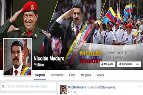 -Desde-hoy-Nicolas-Maduro-usa-Facebook