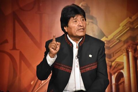 Morales-afirma-que-el-MAS-presentara-otro-candidato-en-2019-si-gana-el-No