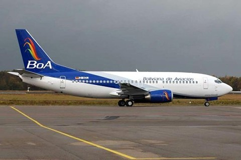 BoA-inaugura-vuelos-a-Potosi--