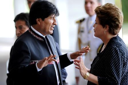 Bolivia-y-Brasil-con-una-amplia-agenda-de-temas