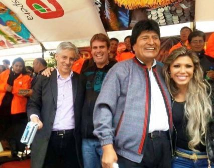 Gobierno-confirma-que-Zapata-fue-pareja-de-Evo,-pero-niega-trafico-de-influencias