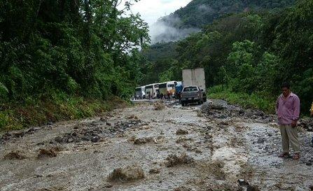 La-carretera-Cochabamba-Santa-Cruz-estara-cerrada-por-tres-dias