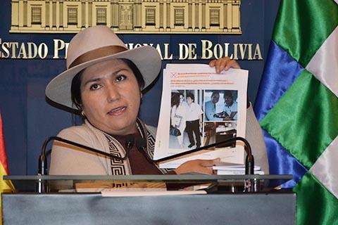 Ministra-Paco-denuncia-nuevo-ataque-de-la-oposicion-contra-Morales-