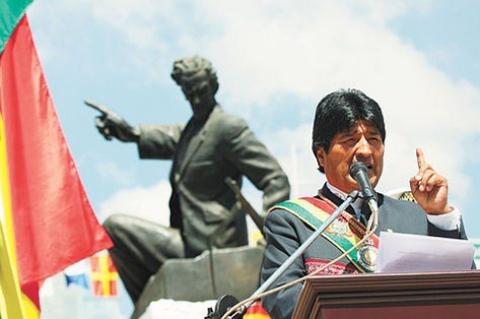 Bolivia-no-desfallecera-en-lograr-entendimiento-con-Chile-para-tener-un-acceso-soberano-al-mar