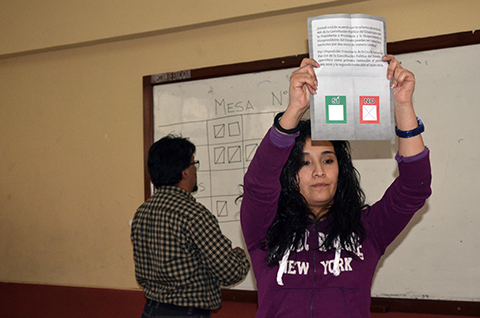 Mas-de-5.000-personas-asistiran-a-las-urnas-en-Santa-Cruz-y-La-Paz-