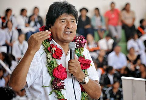 Morales-se-solidariza-con-Lula,-Rousseff-y-Fernandez-