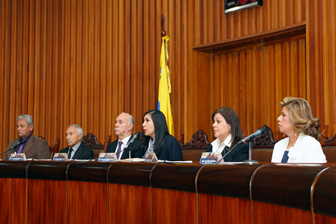 Tribunal supremo de justicia declara inconstitucional la for Sala 4 tribunal supremo