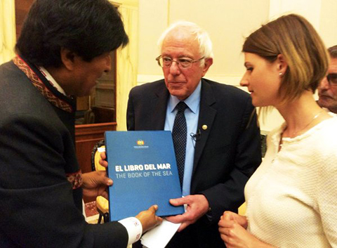 Morales-desea-suerte-a-socialista-Sanders-que-quiere-ser-presidente-de-EE.UU