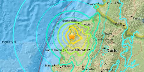 Sismo-de-7,5-sacude-a-Ecuador
