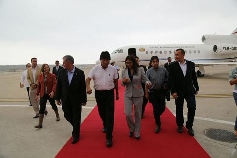 Evo-se-reune-con-Maduro-en-Venezuela-antes-de-llegar-a-Nueva-York