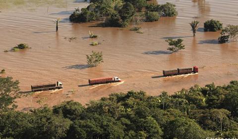 Bolivia-y-Brasil-firman-el-viernes-el-acuerdo-para-hidroelectrica-en-Rio-Madera